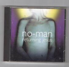 NO MAN RETURNING JESUS CD STEVEN WILSON TIM BOWNESS PORCUPINE TREE
