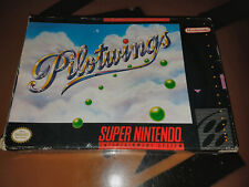 ## Pilot Wings / Pilotwings für das Super NINTENDO SNES (US Version) ##