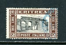 ERITREA 126, 1930 RAILROAD VIADUCT, USED (ERI008)