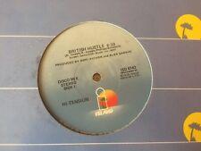 "HI - TENSION BRITISH HUSTLE US 1978 ISLAND RECORDS 12"" SINGLE ISD 8742"