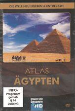 DVD + Ägypten + Assuan + Nil + Pyramiden + Pharaonen +  Wüste + Monumente
