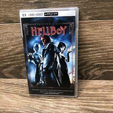 Hellboy Director's Cut (UMD Universal Media Disc for Sony PSP, 2005) Movie