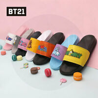 BTS BT21 Official Authentic Goods POP Slipper 220~250mm 7Characters + Tracking
