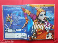 dvds cirque du soleil la nouba edition 2 dvd circo circus resort orlando florida