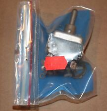 Cutler Hammer 4PDT Toggle Switch 20 Amp-28 VAC 10 Amp-115 VAC New Old Stock