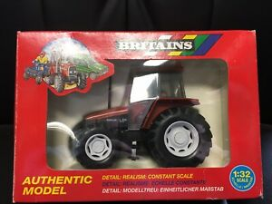 VINTAGE BRITAINS LTD FARM 9489 FIATAGRI (NEW HOLLAND) L85 TRACTOR