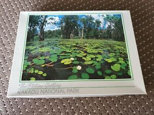 Kakadu National Park (NT, Aus) 1000 Piece Puzzle (Murfett Regency) *RARE*