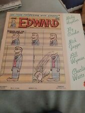 Record Album LP The Edward Jamming with Edward MIck Jagger  VG