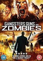Gangsters Guns And Zombies [DVD] [2012][Region 2]