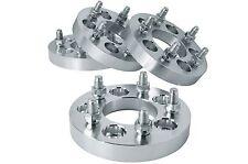 4 Wheel Spacers Adapters 5x100 TO 5x114.3 WRX, STI, BRZ, FR-S , AUDI Conversion