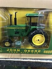 John Deere 4630 With Cab Plow City By Ertl Part # 16148A