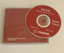Reparaturanleitung Werkstatthandbuch Mazda Tribute 2000-2008