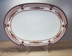 Tirschenreuth Trianon Alhambra Servierplatte Platte ca. 38 x 26,4 cm