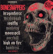 Various Rock(CD Album)Bonesnappers-Metal Hammer-New