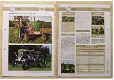 STEYR Traktor Schlepper Typ 80 a 1950 Weltbild