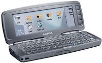 BRAND NEW NOKIA 9300i SIM FREE PHONE - BLUETOOTH - MP3 - JAVA - GPRS - WIFI