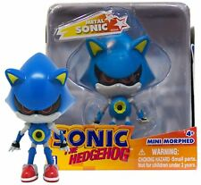 Ships Next Day Sonic the Hedgehog Jazwares Mini Morphed Metal Sonic Figure