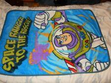 LN 30x45 Disney BUZZ Lightyear Space Minky Plush Crib Baby Blanket Comforter