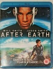AFTER EARTH - (Will Smith) BLU-RAY - M Night Shyamalan (NEW)