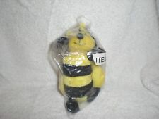 Unipak Bumble Bee Plush keychain