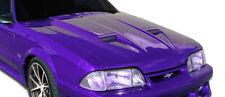 87-93 Ford Mustang Duraflex Mach1 Hood 1pc Body Kit 104175