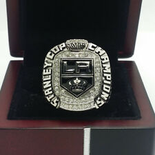 Year 2012 Los Angeles Kings Stanley Cup Championship Copper Ring 8-14Size
