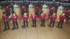 STAR TREK CUSTOM ACTION FIGURES TOS TNG VOYAGER STD Made to order lot of 7