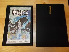 NEIL GAIMAN  The Graveyard Book Graphic Novel  SiGNED  Limited Edition Hardcover