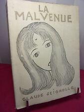 LA MALVENUE ( Roman fantastique )  Claude Seignole