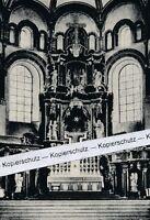 Trier - Dom - Ausstellung des heiligen Rocks - um 1935 - selten  J 2-5