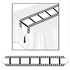 Film Bande Table Runner - 1.8 m Hollywood Party Vaisselle déco soirée cinéma