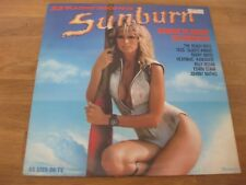 Sunburn Soundtrack Vinyl LP (1980), FREE P&P