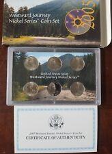 2005 Westward Nickel Set From US Mint / Lowest Price on EBAY!!!