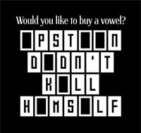 Epstein Didn't Kill Himself shirt Would You Like To Buy a Vowel Jeffrey t-shirt