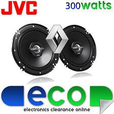 Renault Megane MK1 95-02 JVC 16cm 6 Inch 300 Watts 2 Way Front Door Car Speakers