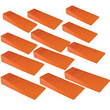 """12 Felling Bucking 5-1/2"""" Wedges High Impact ABS Plastic Double Falling wedge"""