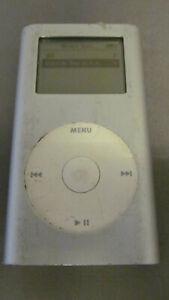 Apple Ipod Mini 4Gb Silver Small crack 4J5342X2S41