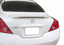 PAINTED SPOILER FOR A NISSAN ALTIMA 2-DOOR COUPE SPOILER 2008-2013