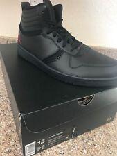 NEW AIR JORDAN Heritage NIKE Black Anthracite Red Basketball Shoes 886312-001 13