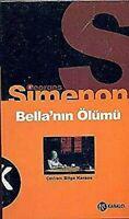 Bellanin Ölümü Georges Simenon