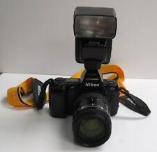Nikon N8008 w/ Nikkor AF 35 - 135 3.5 - 4.5 +  Flash SPEEDLIGHT SB-24
