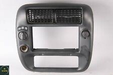 95-11 Ford Ranger XT XLT Radio Dash Trim Bezel Center Vent 4x4 Switch Black OEM