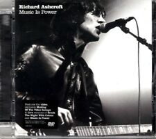 RICHARD ASHCROFT Music is Power  5 TRACK CD NEW - NOT SEALED