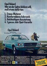 Opel-Rekord-L-2türig-1975-Reklame-Werbung-genuineAdvertising-nl-Versandhandel