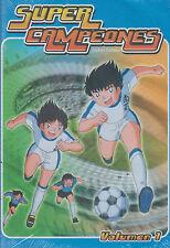 DVD - Super Campeones NEW Captain Tsubasa Vol. 1 / 6 Disc Set FAST SHIPPING !