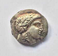 Greek Silver Tetradrachm. Kings of Paeonia, Patraos 335-315 BC.