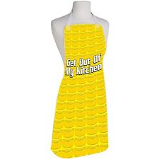 Get out of My Kitchen  Apron Cooking Kitchen Chef Waitress-kitchen apron-chefs