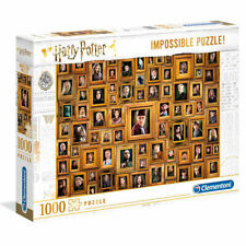 Harry Potter impossible puzzle 1000 piece jigsaw
