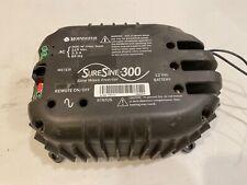 Morningstar SI-300-115V-UL SureSine Wave Inverter 300 watt (115 volt, 60hz AC)