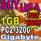 1GB Gigabyte Technology GA-8I945P-G-RH Memory Ram